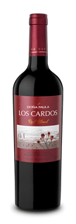 Dona Paula Los Cardos Red Blend 2014 750ml - Case of 12